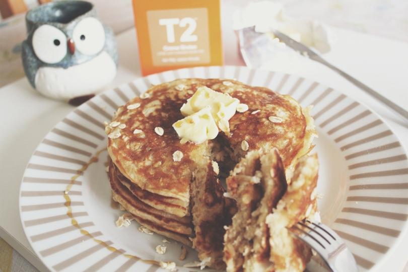 Anzac Pancakes