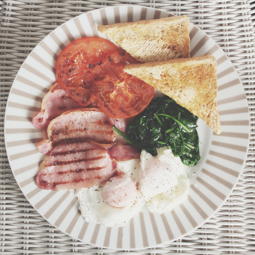 Big Breakfast for One