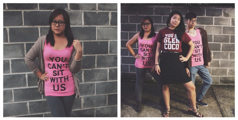 Mean Girls Day: DIY Shirts
