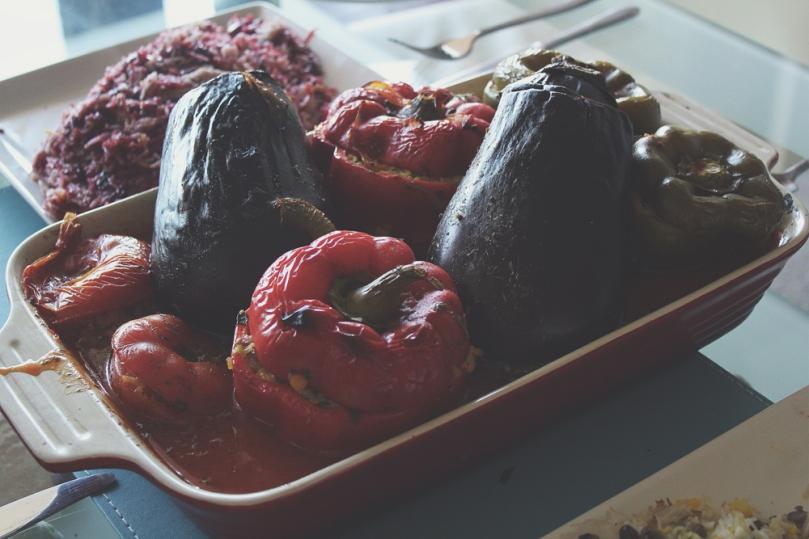Persian Lunch: Dolmeh