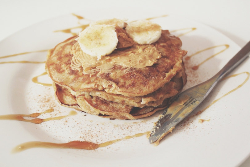 Three-ingredient Pancakes