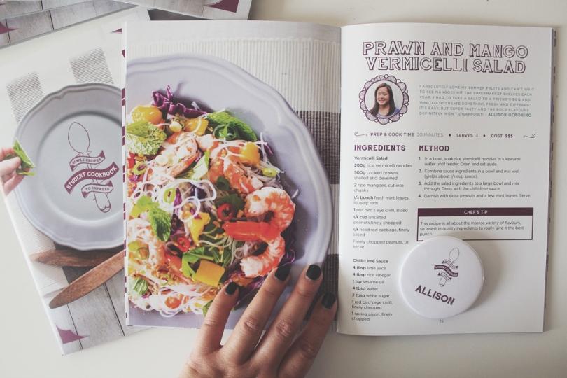 Prawn & Mango Vermicelli Salad