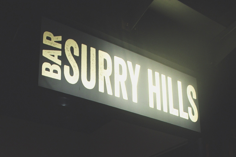 Bar Surry Hills & Italian Restaurant