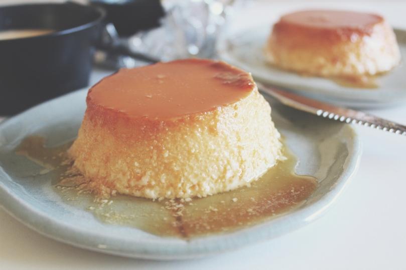 Leche Flan (Crème Caramel)