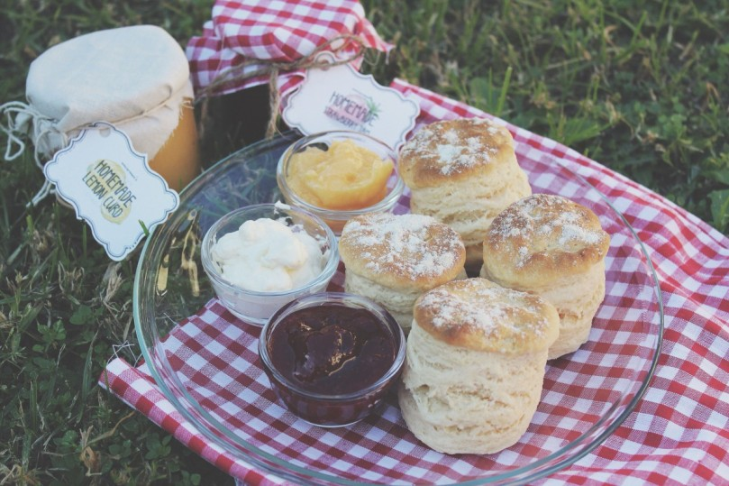 Basic Scones Picnic