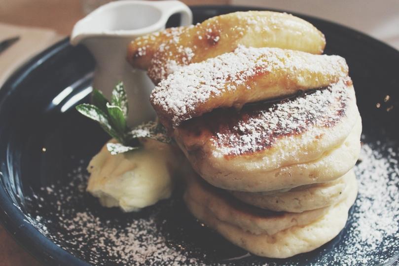 Bar Indigo - INDIGO BREAKFAST FAVOURITES: Fluffy Buttermilk Pancakes