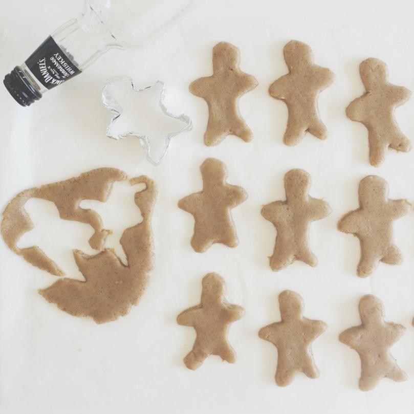 Breakfast Muffins: Gingerbread