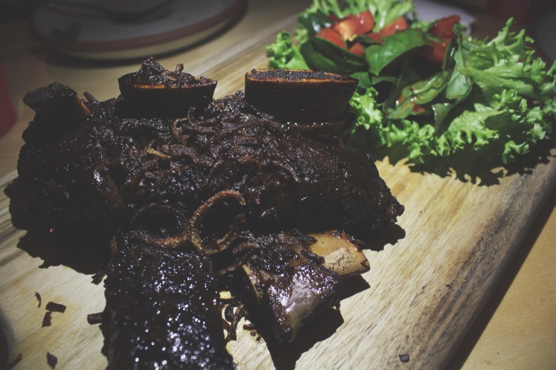 Devon Café (Devon by Night) - MAIN: Aunty Yulia's Short Ribs