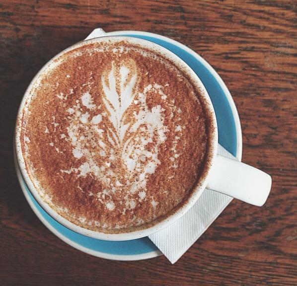 Ampersand Café & Bookstore - HOT DRINKS: LULLABY NIGHTCAP