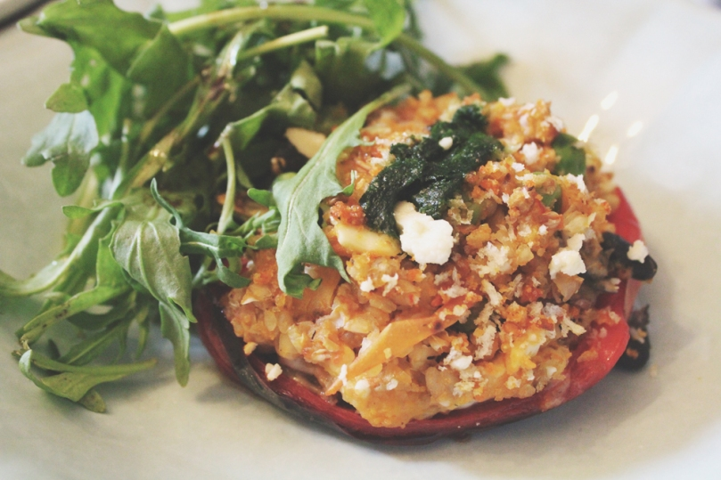 Ampersand Café & Bookstore - COUNTER ITEMS: STUFFED RED CAPSICUM