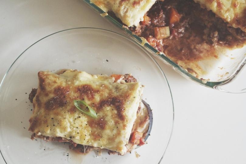 Kangaroo Lasagne