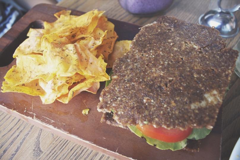 Sadhana Kitchen - RAW SANDWICHES: BLAT