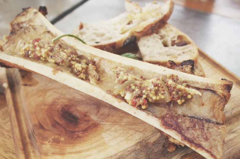 Meat District Co. - Sydney - Roasted bone marrow