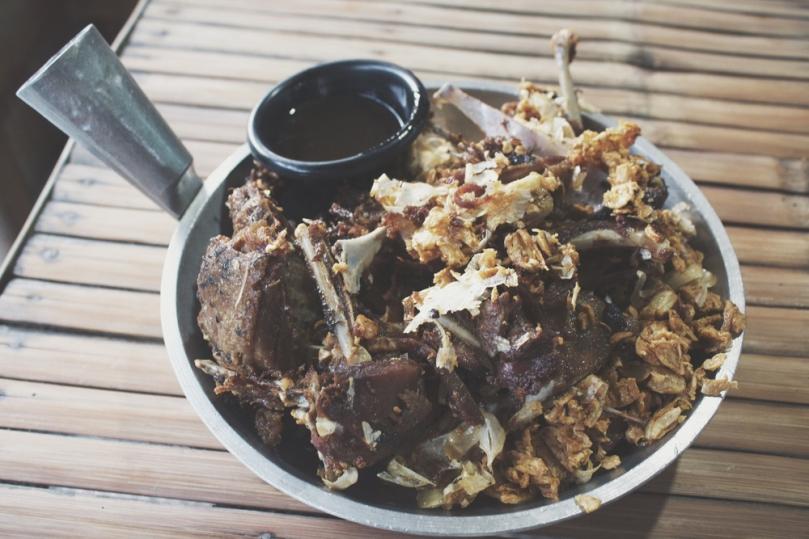 BR Nina's Itikan & Restaurant - SPECIALITIES: Adobong Itik