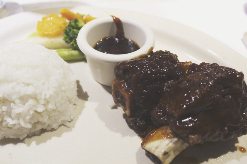 Arabela, Camello's Bakehaus & Coffee Shop - HOUSE SPECIALS (BABY BACK RIBS): BABY BACK BEEF 2PCS