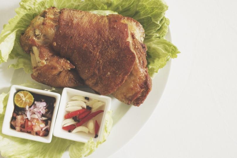 Crispy Pata (Deep-fried Pork Leg)