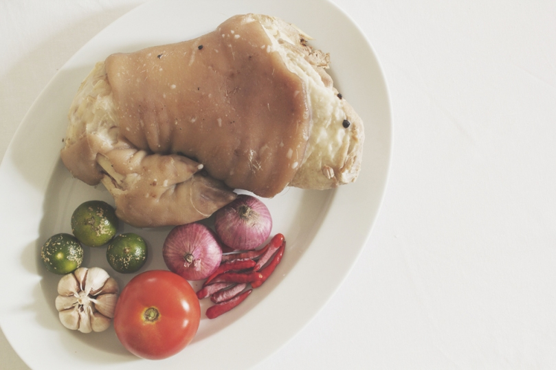 Crispy Pata (Deep-fried Pork Leg) Ingredients