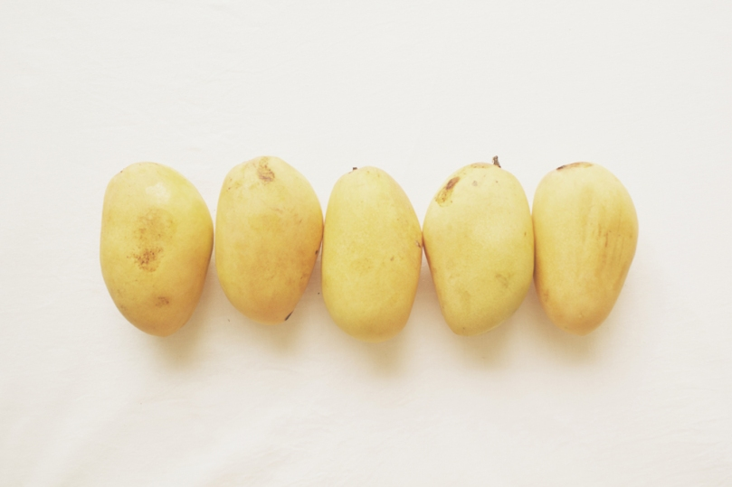 Mango Shake Ingredients