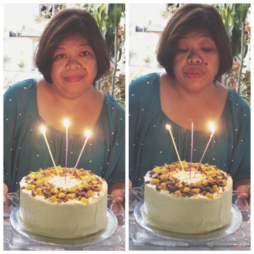 Happy Birthday Mom Josephine