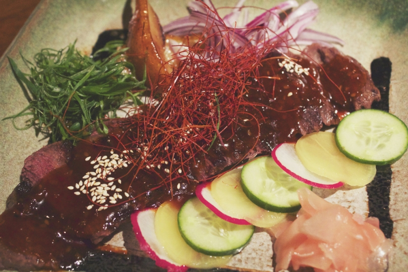 In Asia Restaurant & Bar - MAIN: KOREAN STYLE BARBECUED WAGYU BEEF
