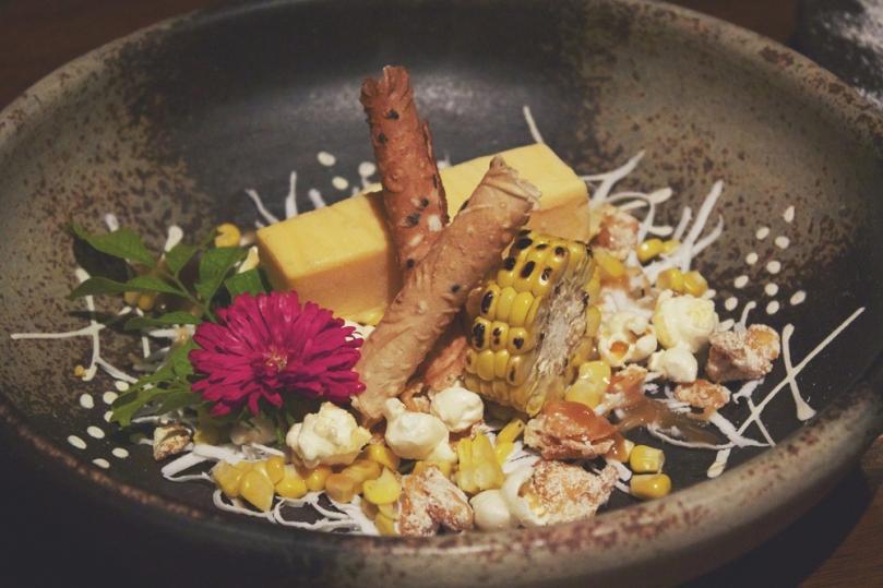In Asia Restaurant & Bar - DESSERT:POPULAR POPCORN PARFAIT