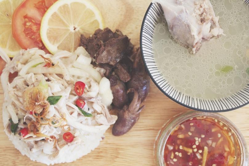 Cơm Gà (Vietnamese Chicken Rice)