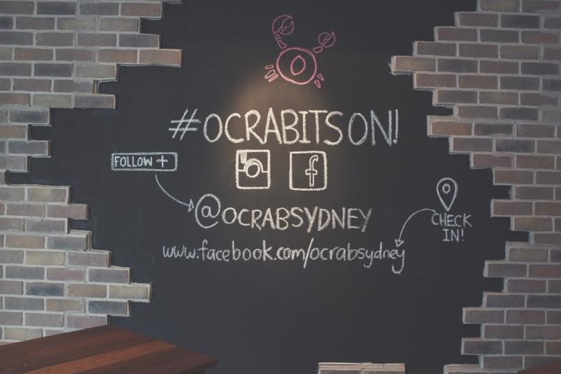 O Crab Sydney