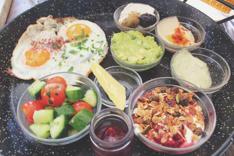 SHUK: Israeli Breakfast