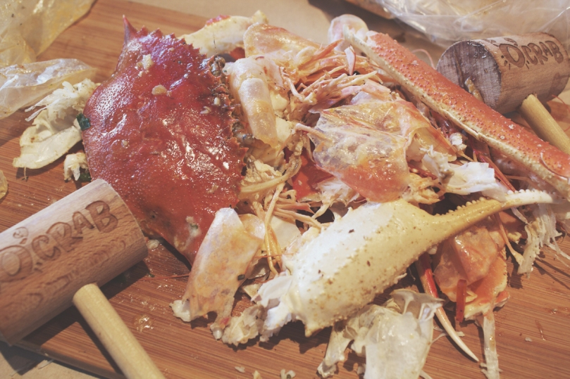 O Crab Sydney: Aftermath
