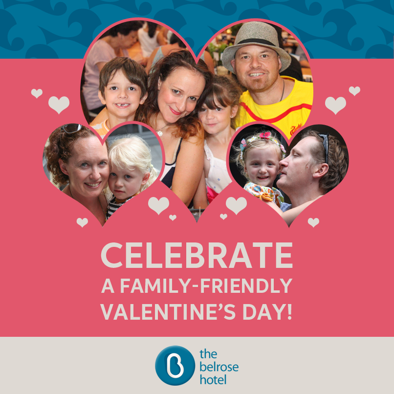 The Belrose Hotel: Family-friendly Valentine's Day 2015