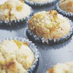 Citrus Poppyseed Muffins