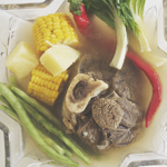 Bulalo (Beef Bone Marrow Stew)