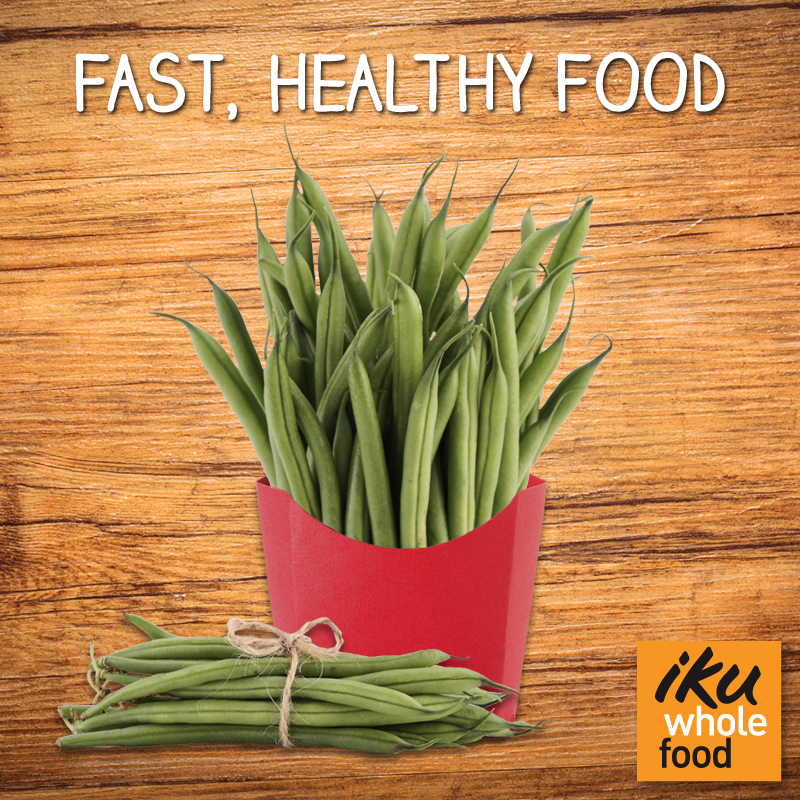Iku Wholefood: Fast, Healthy Food