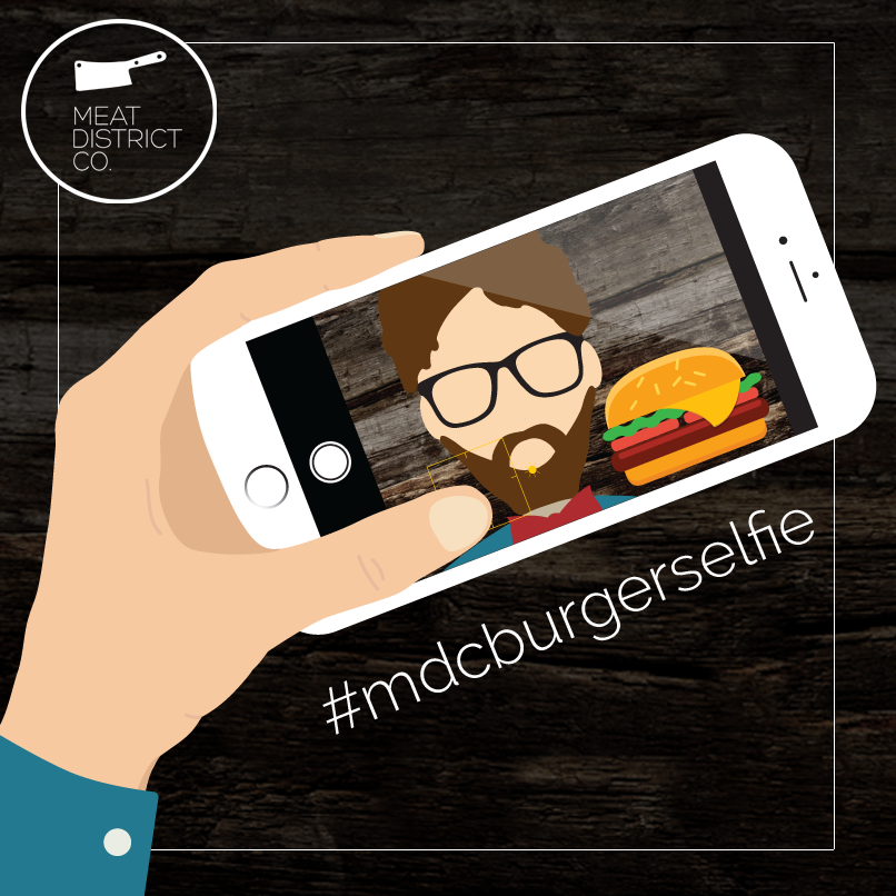 Meat District Co. - Sydney #mdcburgerselfie