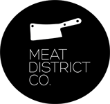Meat District Co. - Sydney Logo