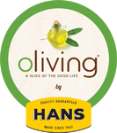Oliving by Hans Logo