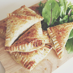 Spinach & Ricotta Triangles