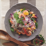 Prawn and Mango Vermicelli Salad