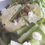 Celery & Green Apple Slaw