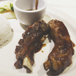 Arabela: Baby Back Pork Ribs