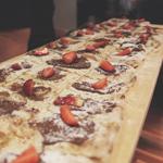 Bar Surry Hills: Nutella Pizza
