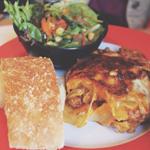 Cafe Con Leche: Beef Lasagne