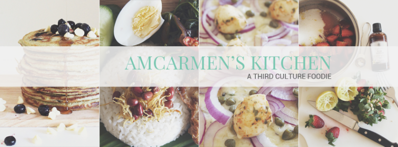 Amcarmen's Kitchen Facebook Cover Photo