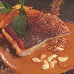 In Asia: Crispy Skin Salmon