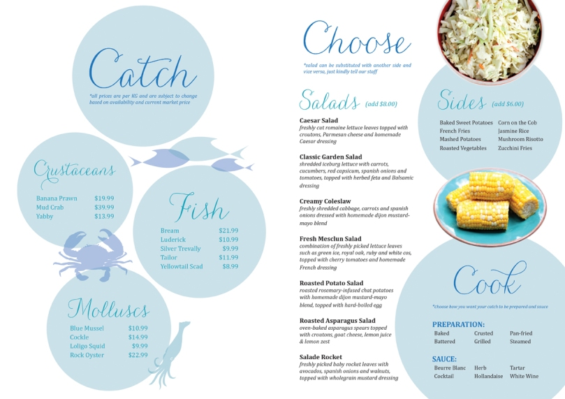 Catch Magura Menu Page 02
