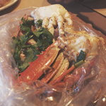 O Crab: Blue Swimmer Crabs in Original Old Bay