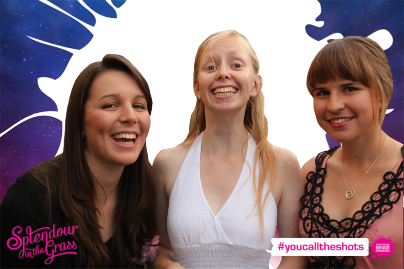#youcalltheshots Photo Booth