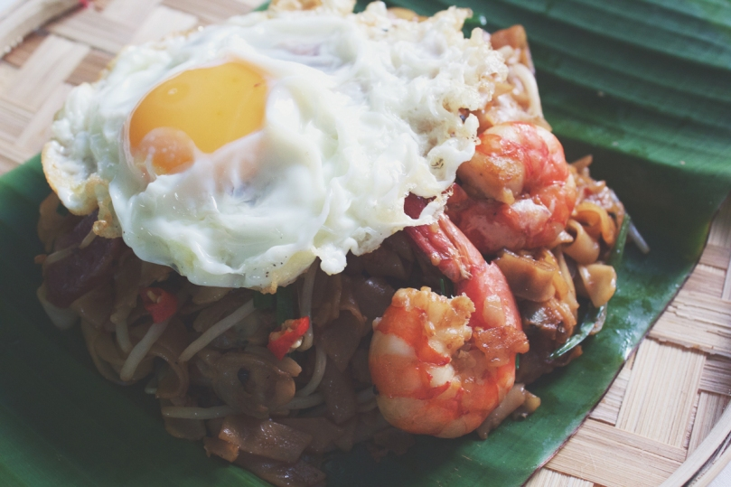 Penang Char Kway Teow (Stir-fried Rice Cake Strips)