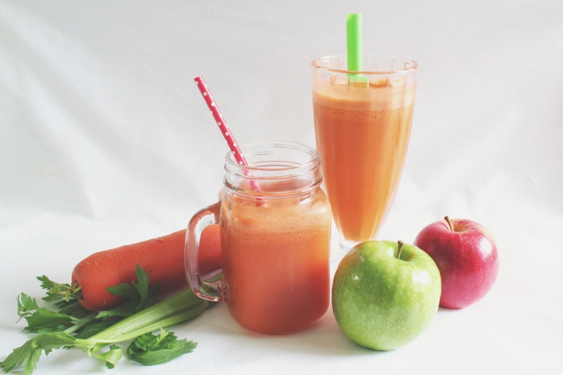 Apple, Carrot, & Celery Juice