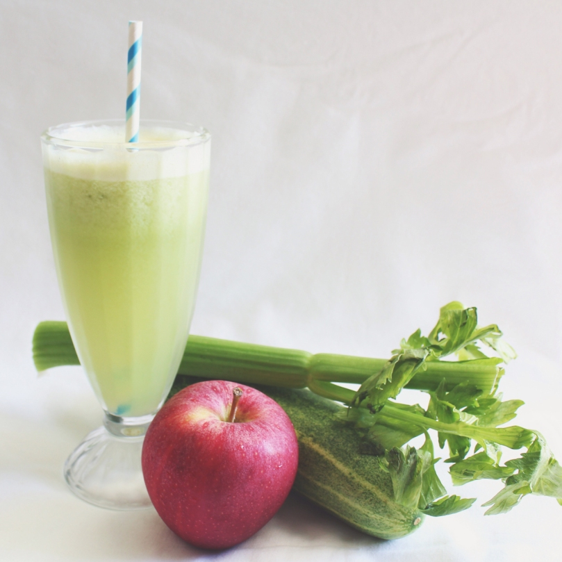 Apple, Celery, & Cucumber Juice